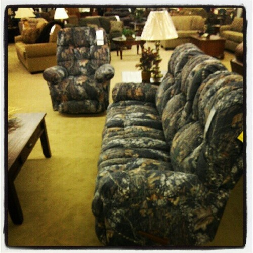 mossy oak furniture...love it!