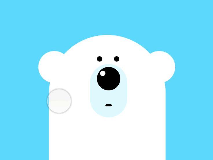 Polar Bear by André Gonçalves