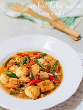 Resep Tahu Tauco mudah enak