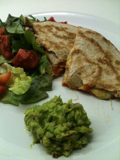 Best wel gezonde quesadilla's