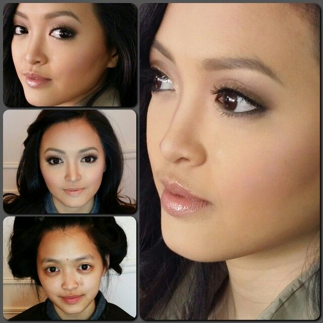 Pictures of Asian Makeup Before And After Transformation - #rock-cafe