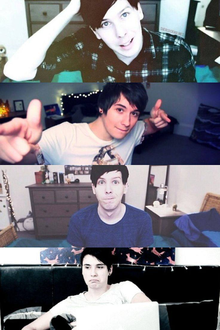 Dan and Phil (PHIL IN THE FIRST PICTURE THOUGH!!!! DYING!!!!!!!!!!!!!!!!!!)