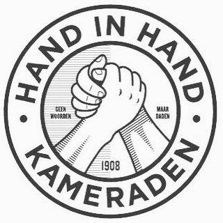 Hand in Hand worden we KAMPIOEN #FEYENOORD#KAMPIOEN#ROTTERDAM#MAZZEL