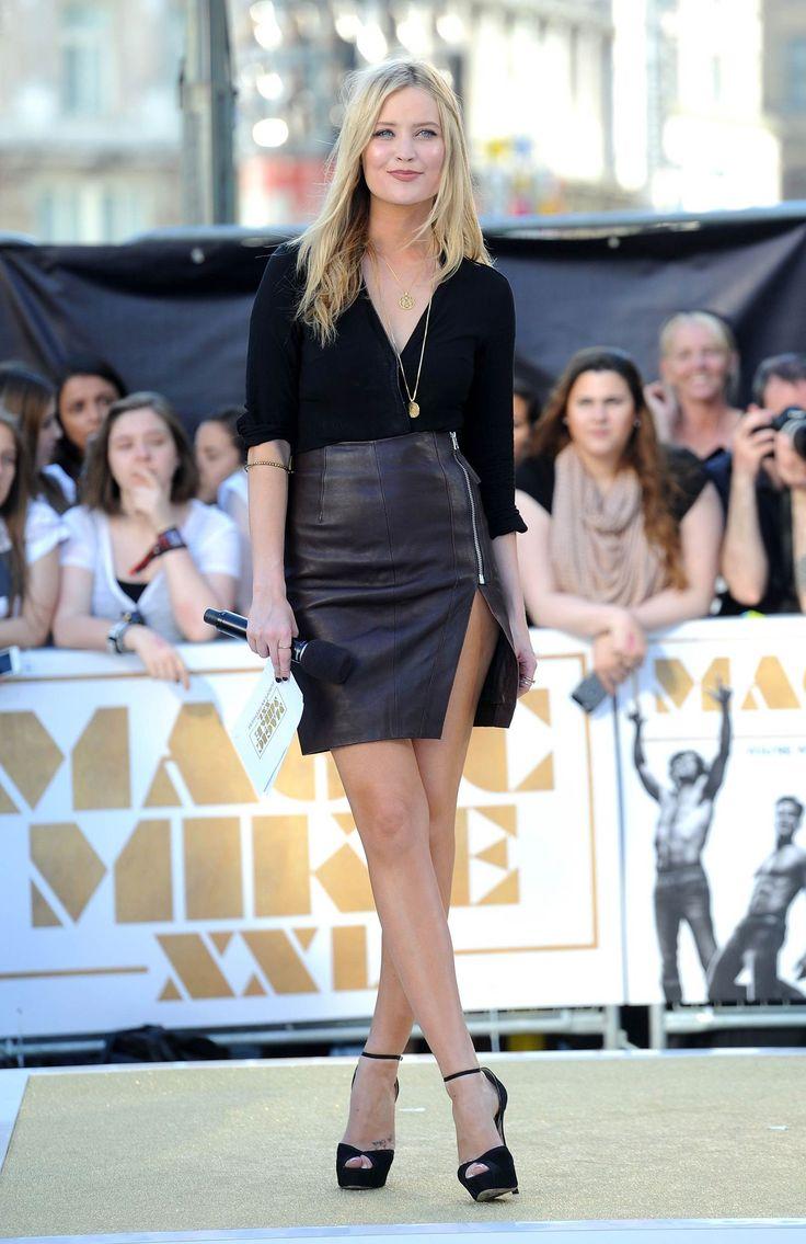 Laura Whitmore attends Magic Mike XXL premiere
