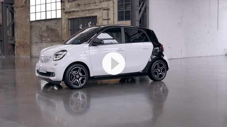 smart forfour – look cool in one of these