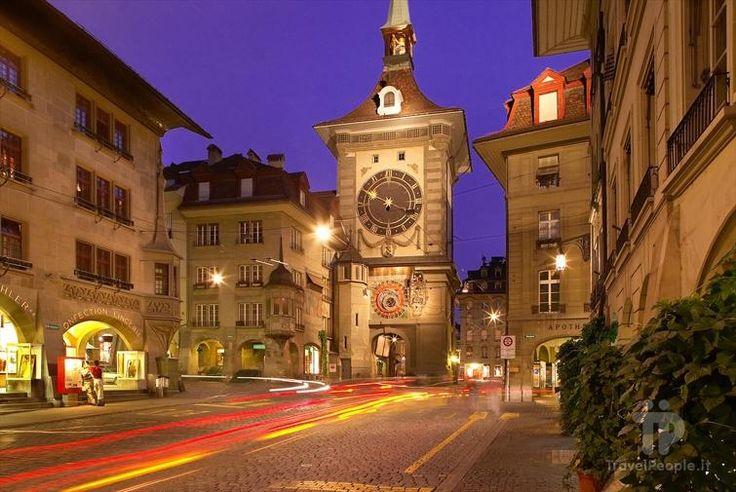 Antica Torre dell'Orologio astronomico - Berna