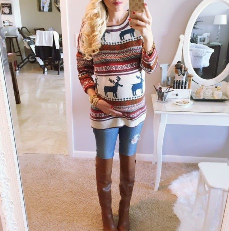 A Spoonful of Style - wish I'd discovered this sweater while it was still cold enough to wear it