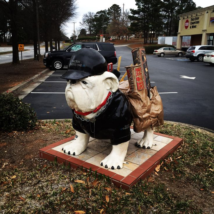 84 best Bulldog art project Athens GA images on Pinterest : Art projects, English bulldogs and ...
