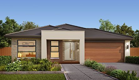 Our Signature Facade. Visit our website for more information on our range of options for your new home.