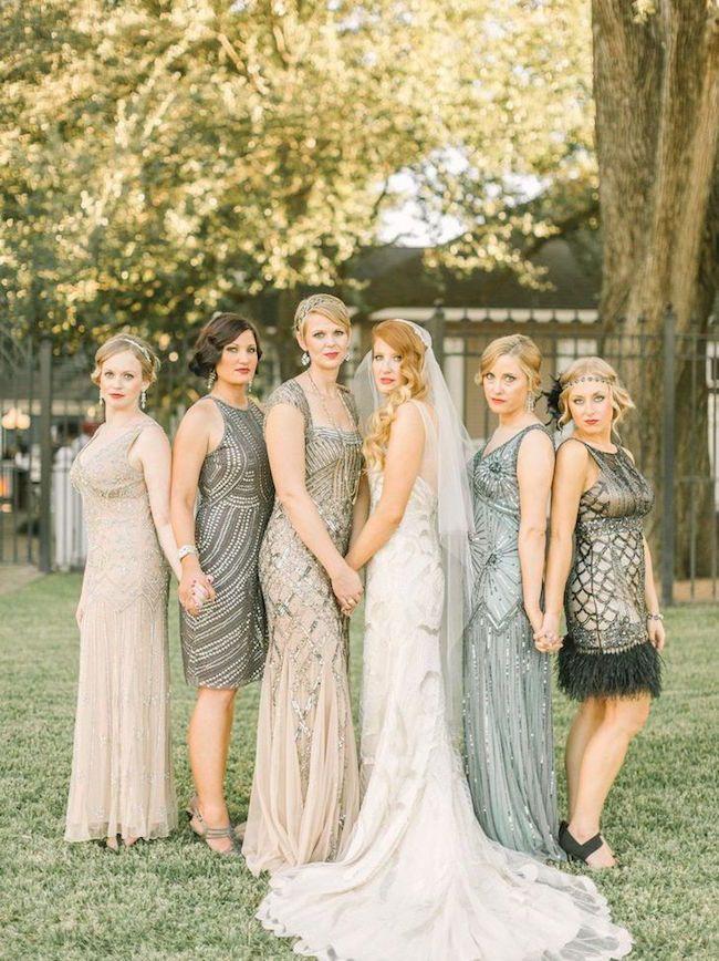 76e001d3984 Great Gatsby Bridesmaid Dresses