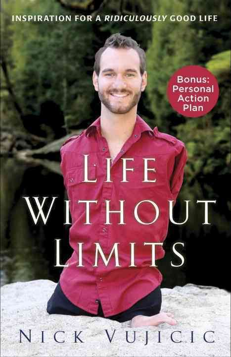 What Would Your Life be Like if Anything Were Possible? Born without arms or legs, Nick Vujicic overcame his disabilities to live an independent, rich, fulfilling, and ridiculously good life while ser