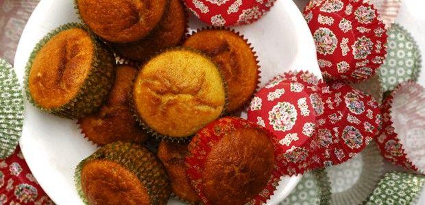 Mini plumcake di farro monococco e yogurt - ricettefarro.it