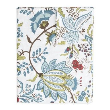 Floral Cotton Tablecloth | Woolworths.co.za