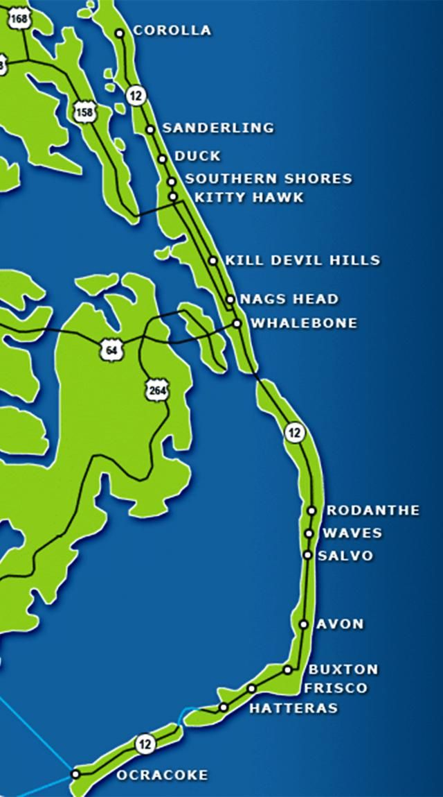 North Carolina's Outer Banks are one of the top fishing destinations on the Atlantic coast. Whether offshore, inshore or in the surf, anglers can access a wide variety of popular gamesters.