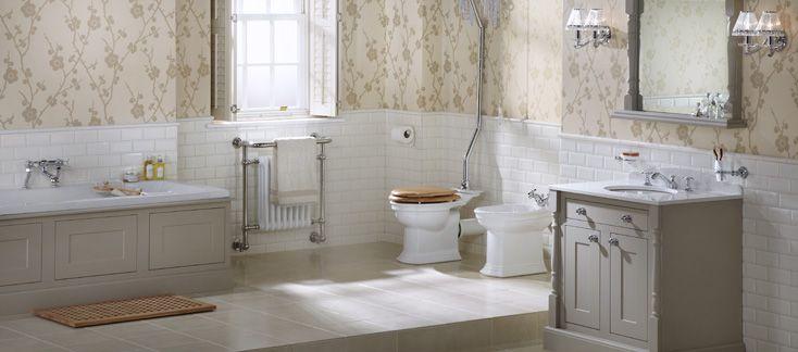 Traditional Bathrooms - Utopia Bathroom Furniture www.utopiagroup.com