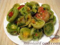 Фото приготовления рецепта: Помидоры по-корейски - шаг №6