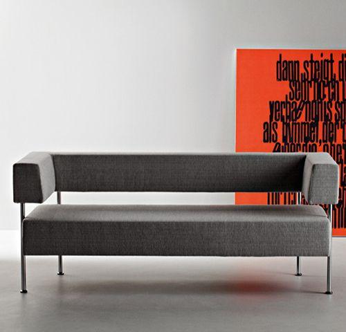 QUADRO interior sofa