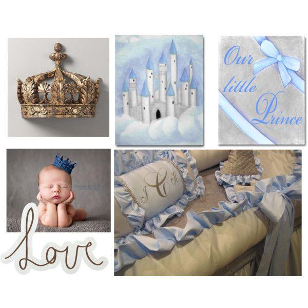 Baby Boy Nursery, Royal, Prince Nursery, Crown, Little Prince, Nursery Decor, Blue, Beige, Grey, Nursery Wall Art, Set of 2 Art Prints View here https://www.etsy.com/listing/164805785/blue-grey-nursery-little-prince-baby-boy
