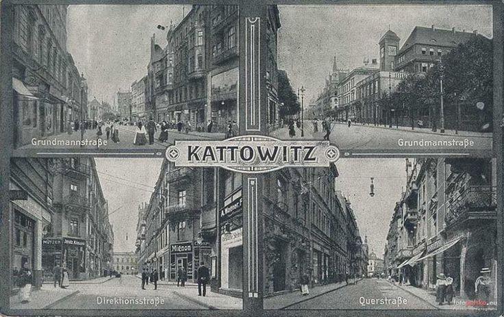 Zdjęcie numer 4 w galerii - Najpierw kręta wiejska droga, potem szykowny salon Katowic. Ta ulica aż osiem razy zmieniła nazwę
