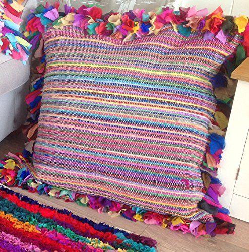 Shaggy Floor Cushion Cover 80cm x 80cm - Multi Coloured R... https://www.amazon.co.uk/dp/B01C0OA98Q/ref=cm_sw_r_pi_dp_x_llCKyb5TM1FRF