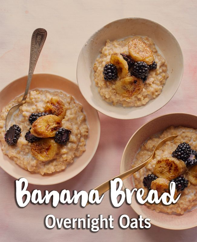 Spice up your breakfast routine with this tasty banana bread in a bowl recipe.