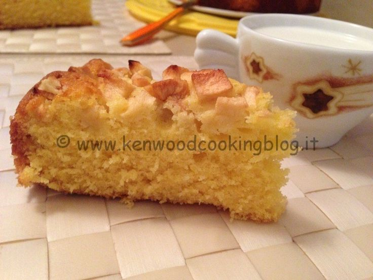Ricetta torta di mele Montersino Kenwood | Kenwood Cooking Blog
