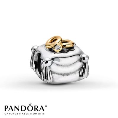 2013, Mike got this for me for our first anniversary. I just love it!!!  Pandora Romantic Union Diamond Charm