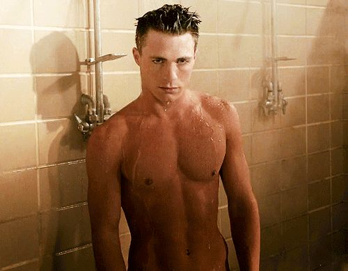 "Jackson, played by Colton Haynes, isn't on the show this season. | 41 GIFs Of The ""Teen Wolf"" Men To Make You Drool"
