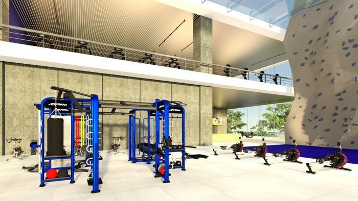 Si Line: nuovo vogatore per l'allenamento fitness | Attrezzi per palestre | attrezzature per l'allenamento in centri fitness e palestre | Sport Industry Directory