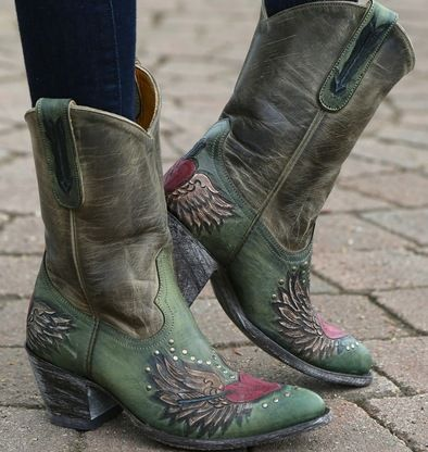 Shop the Old Gringo Cupido Boots L756-1 at Rivertrail Mercantile. Enjoy fast and free shipping on all Old Gringo Boots.
