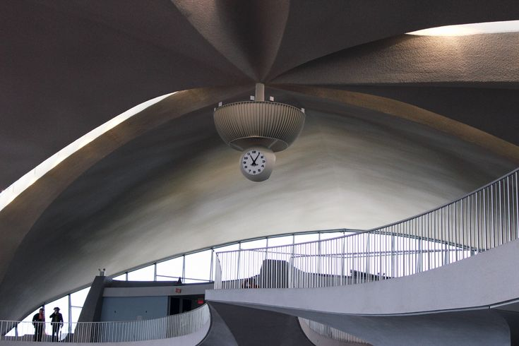 A private tour of the eerie abandoned terminal at JFK - TWA Flight Center / Blog / Need Supply Co.