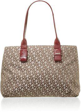 DKNY Jaquard red tote bag on shopstyle.co.uk blog.pixiie.net #DKNY #Bag