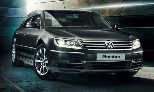 #Volkswagen #Phaeton. La berline de référence pour les fans de la marque allemande.