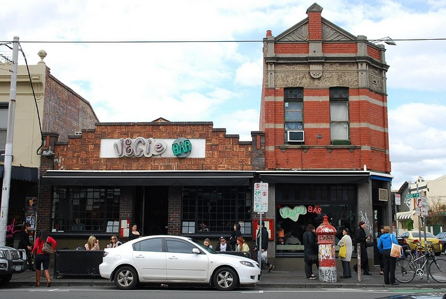 The Vegie Bar - memories from my vegetarian days - such a great place to eat