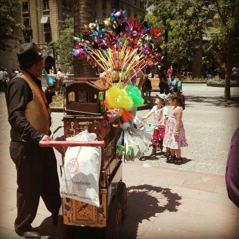 #organillero #santiago #chile