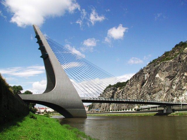 Ústí nad Labem - Mariánský most
