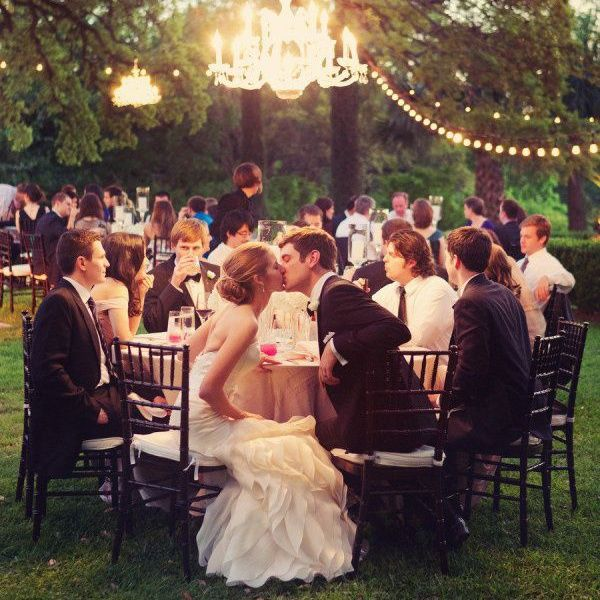 Ideas For A Backyard Wedding: 25+ Best Ideas About Small Backyard Weddings On Pinterest