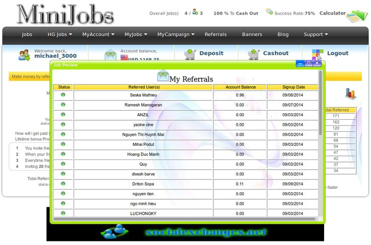 http://minijobs4you.com - earn with referrals.