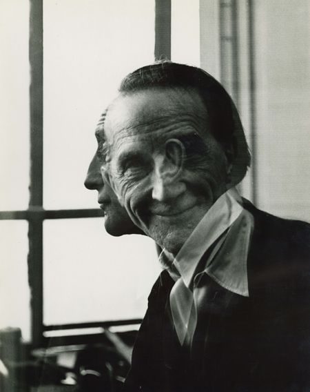 """""""I am forced myself to contradict myself in order to avoid conforming to my own tastes.""""  ~ Marcel Duchamp, b. 28 July 1887"""