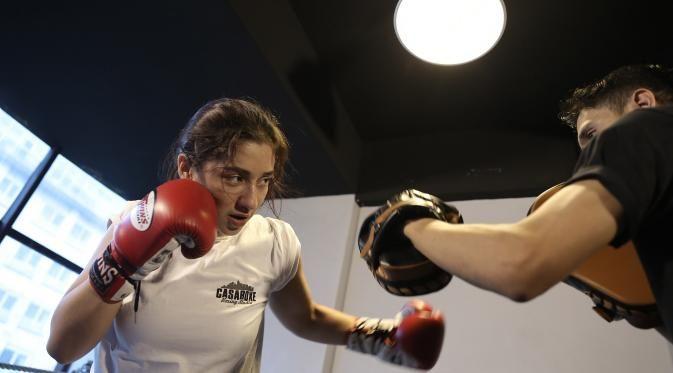 Diet Sukses dengan Boxing Sebagai Olahraga Pendamping, Mau? - http://wp.me/p70qx9-5WW