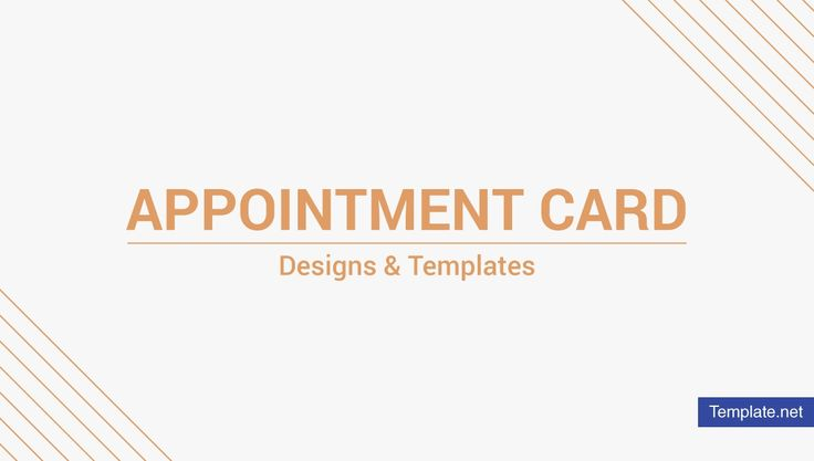 The Interesting 17 Appointment Card Designs Templates In Indesign Psd Inside Dentist Appointment Card Templat In 2020 Design Template Appointment Cards Card Design