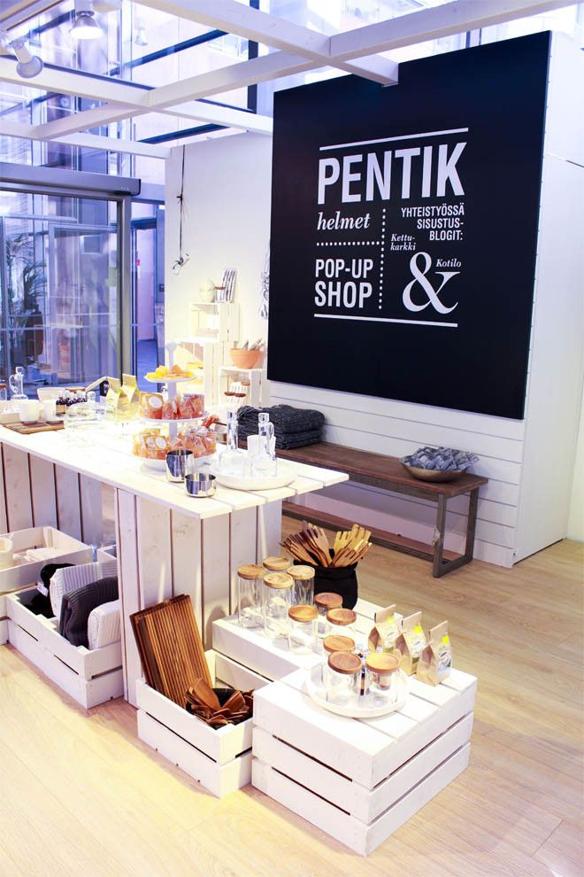 Pentik pop up.....if I ever did a craft show, I imagine my booth would look something like this
