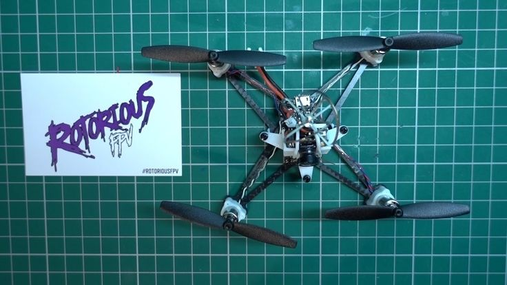 Best Brushed Micro Quad Build