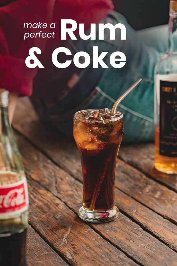 what can you mix with rum besides coke
