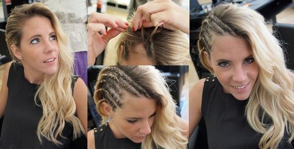 1000+ Ideas About 5 Minute Hairstyles On Pinterest