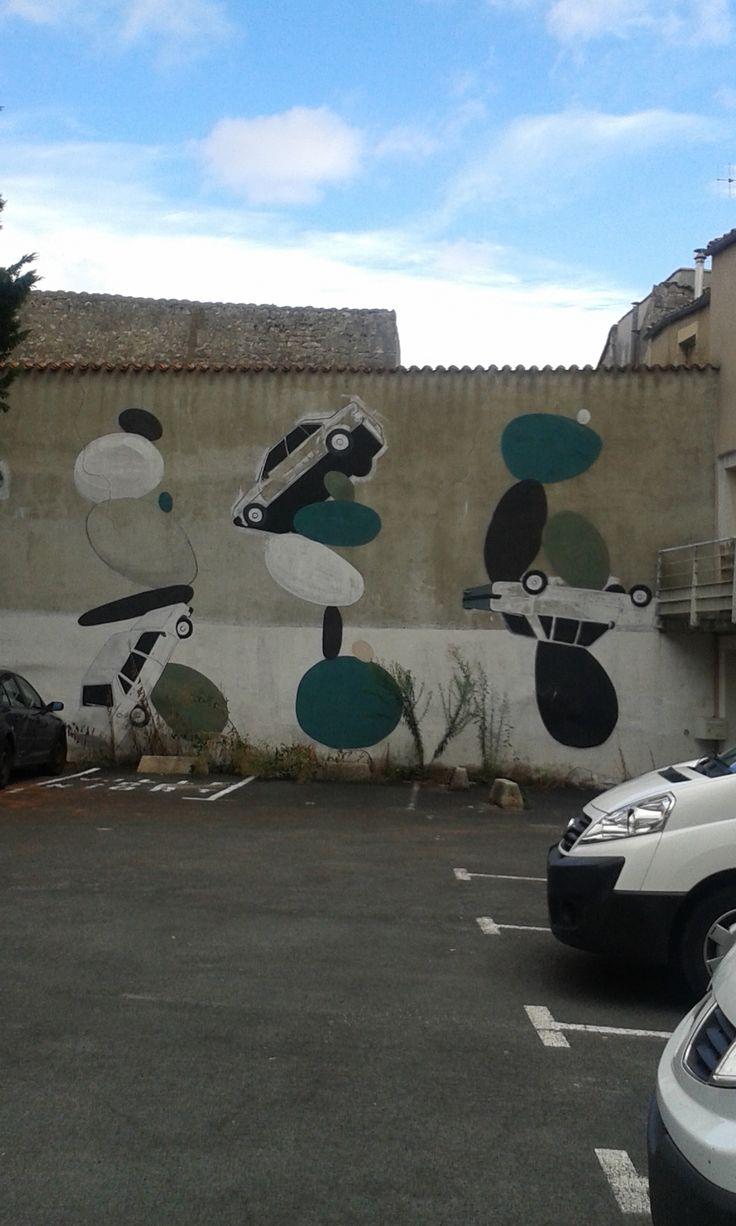 Niort (79) parking