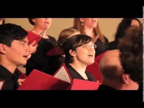 Jubilate Deo -- Orlande de Lassus -  The Stairwell Carollers, Ottawa. - YouTube