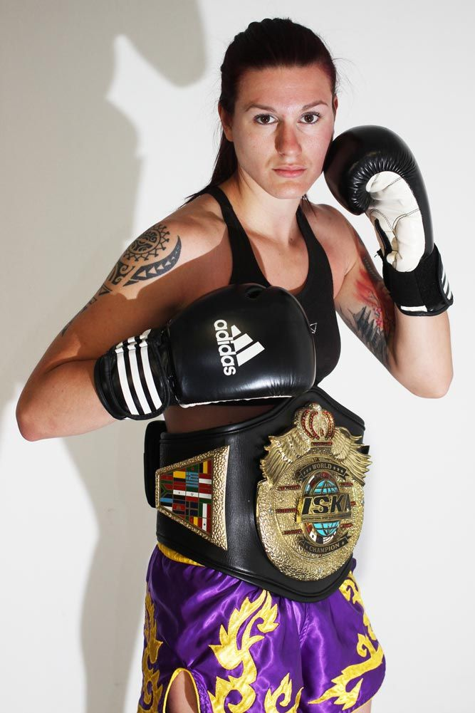 Martine Michieletto | Muay Thai » K1     | JS33543 | Women