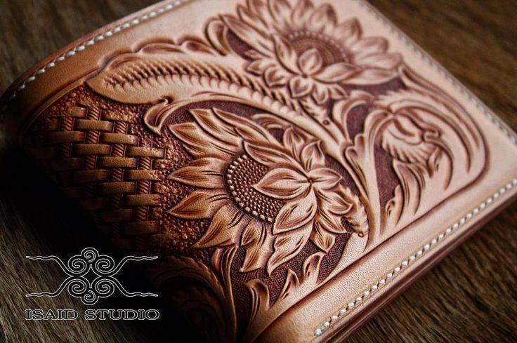 Unique leather tooling patterns ideas on pinterest