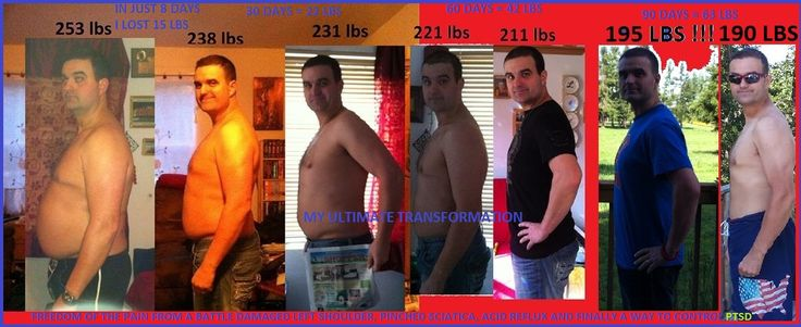 the big blue box weight loss